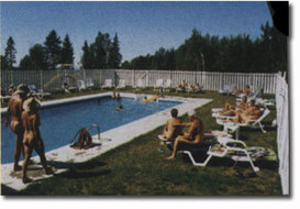 Aurora nudist resort